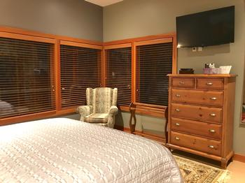 King Size Master Bedroom Comfort and Luxury