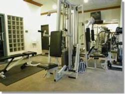 Fantastic Fitness Area