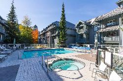 Enjoy the salt water heated pool, 2 hot tubs and fitness room after your day's adventure.