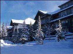 The Glacier lodge