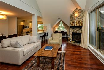 Whistler 3 Bedroom Accommodation - Gleneagles - #2065