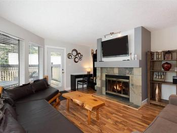 Whistler 2 Bedroom Accommodation - Villas-Wintergreen - #2091