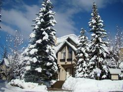 The Wintergreen Villas is nestled in the Blackcomb Benchlands and is surround by beautiful nature.