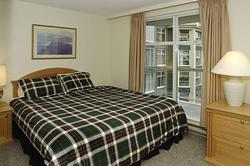 Second Bedroom with single beds which can be joined ( on request) for guest stay.