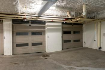 2 Single Car Garages