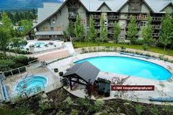 heated year round pool and hot tubs