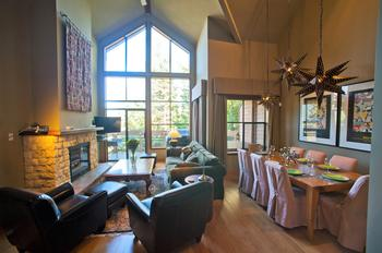 Whistler 4 Bedroom Accommodation - Northern Lights - #2172