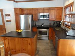 Renovated kitchen with all the amenities!