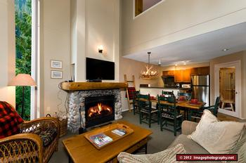 2 Bedroom Whistler Vacation Rental - The Gables