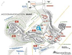 Silver Star Area Map