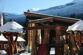Whistler Village is RIGHT across the street: grocery store, kids park, stores, liquor store, restaurants, bars...Everything you need.