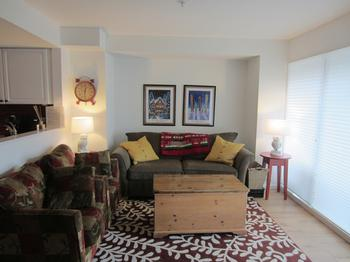 3 Bedroom Whistler Vacation Rental - Stoney Creek Lagoons