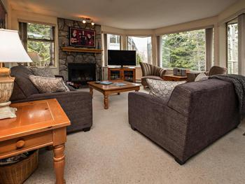 Whistler 2 Bedroom Accommodation - Gleneagles - #2296