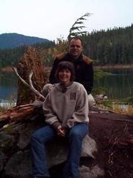 Lost Lake October 2000