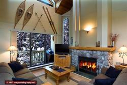 3 Bedroom Whistler Vacation Rental - The Gables