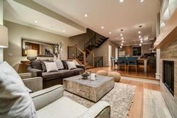 Open concept - beautiful contemporary living space
