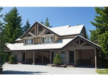 Whistler 2 Bedroom Accommodation - StoneRidge - #3326