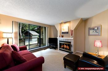 1 Bedroom Whistler Vacation Rental - The Gables