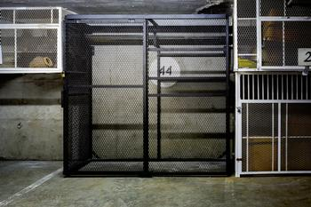 Secured dedicated storage locker available only to our guests. Great for bike storage