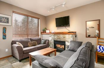 2 Bedroom Whistler Vacation Rental - Symphony