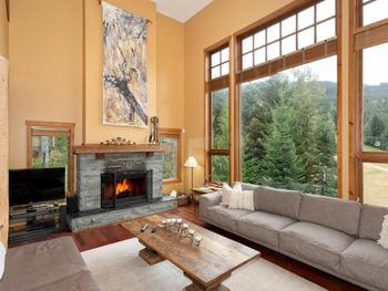 Whistler 6 Bedroom Accommodation - Taluswood - #3404