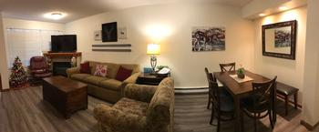 2 Bedroom Whistler Vacation Rental - Stoney Creek Lagoons