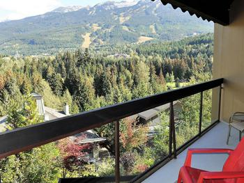Fabulous unobstructive views of the mountains from the large wrap around patio.