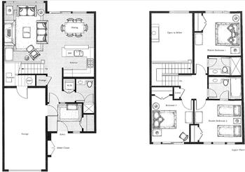 Floor plan is the mirror image to this one.