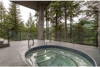 shared hot tub for Greyhawk guests only
