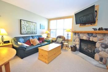 Sun Peaks 2 Bedroom Accommodation - Crystal Forest - #3464