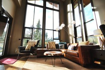 3 Bedroom Sun Peaks Vacation Rental - Stone's Throw