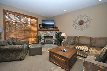 Sun Peaks 4 Bedroom Accommodation - Trails Edge - #3517