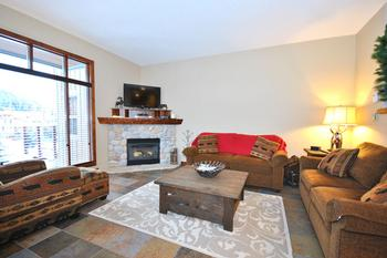 Sun Peaks 4 Bedroom Accommodation - Trapper's Landing - #3520
