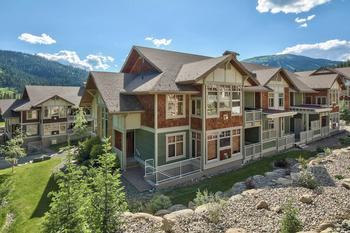 Sun Peaks 2 Bedroom Accommodation - Settlers Crossing - #3534