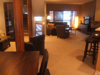 Whistler 5 Bedroom Accommodation - Snowy Creek - #3558