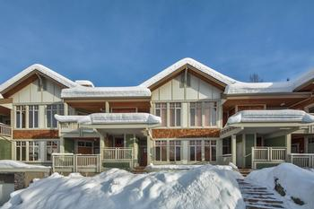 Sun Peaks 2 Bedroom Accommodation - Settlers Crossing - #3563