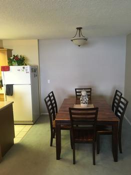 Fully Equipped Kitchen & Dining Room Area