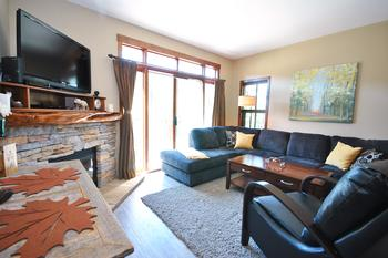 Sun Peaks 2 Bedroom Accommodation - Trapper's Landing - #3589