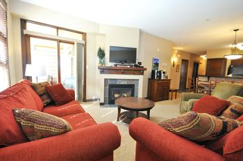 Sun Peaks 2 Bedroom Accommodation - Stone's Throw - #3596