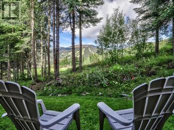 Private Backyard and view of Sundance