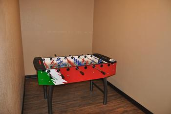 Games Room Fooseball