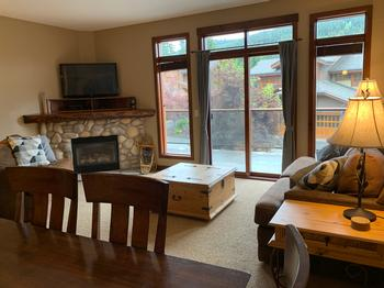 2 Bedroom Sun Peaks Vacation Rental - Woodhaven