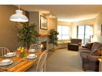 Whistler 1 Bedroom Accommodation - Lake Placid Lodge - #3760