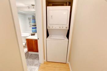 Insuite washer dryer