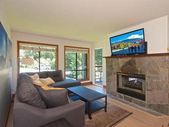 Whistler 3 Bedroom Accommodation - Powderhorn - #3805