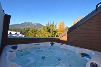 Whistler 2 Bedroom Accommodation - Hearthstone Lodge - #3806
