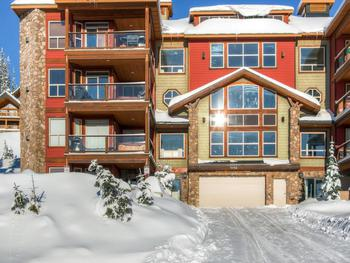 3 Bedroom Big White Vacation Rental - Snowbird Lodge