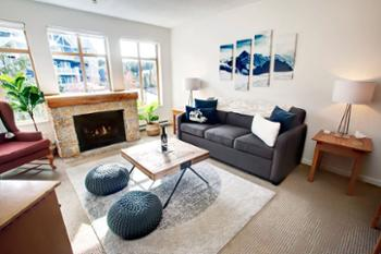 Whistler 1 Bedroom Accommodation - Tyndall Stone Lodge - #3816