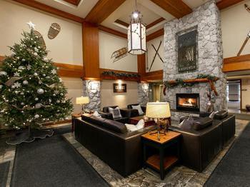 The Suite Life is a Legit Ski-In/Ski-Out Location with a Free Ski Valet Service!