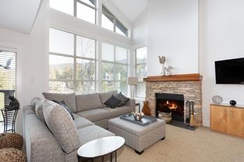 Whistler 3 Bedroom Accommodation - Blackcomb Greens - #3882